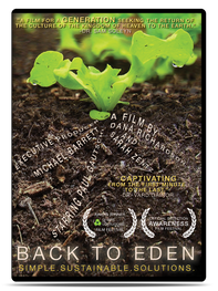 Back to Eden DVD Gardening Film